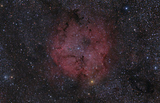 IC 1396 - An HII Region in Cepheus