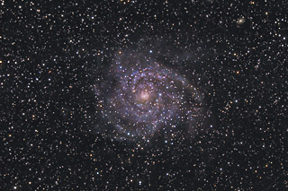 SUPERCEDED-NEWER VERSION AVAILABLE---IC 342 - The Hidden Galaxy in Camelopardalis