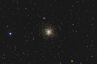 M15 -  A Globular Cluster with a Collapsing Core