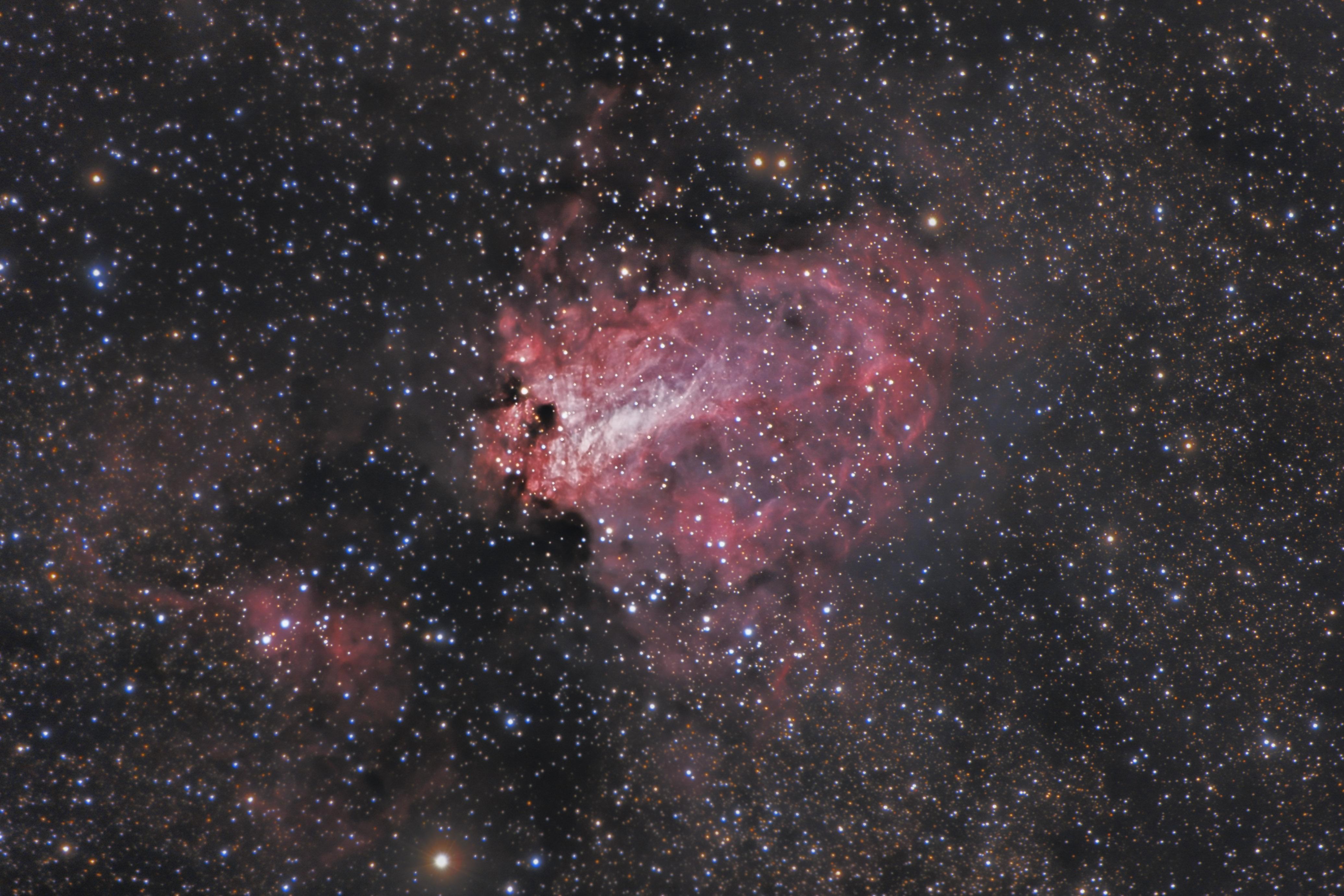 founder of omega swan nebula - photo #7