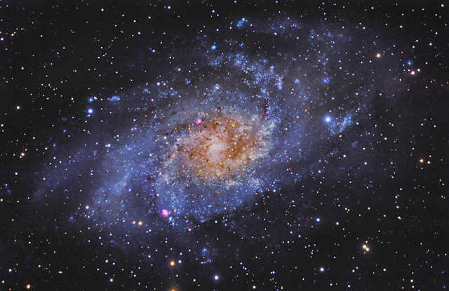 SUPERCEDED-NEWER VERSION AVAILABLE---M33 - The Triangulum Galaxy - 2012 version