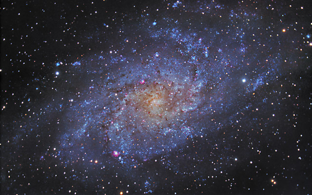 SUPERCEDED-NEWER VERSION AVAILABLE---M33 - The Triangulum Galaxy - 2011 version