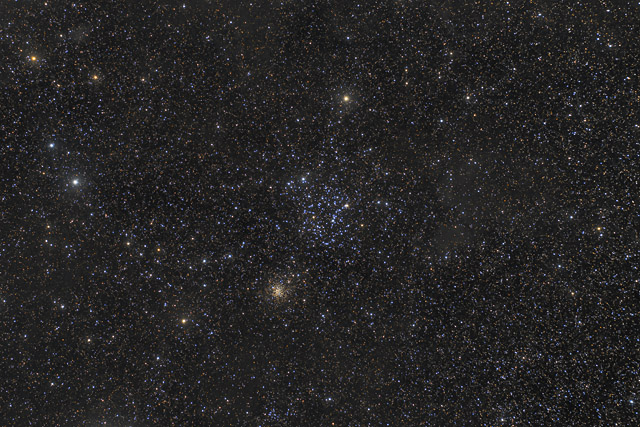 M35 Open Cluster and its Surrounding Dust