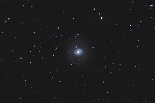 M77 - A Seyfert Galaxy in Cetus