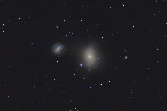 M85 - A Lenticular Galaxy in Coma Berenices