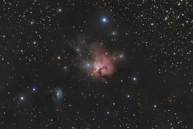 NGC 1579 - The Trifid of the North