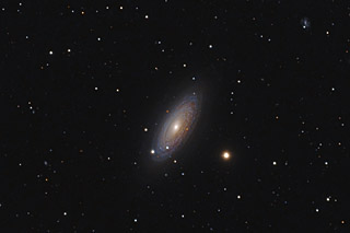 NGC 2841 - A Flocculent Galaxy in Ursa Major
