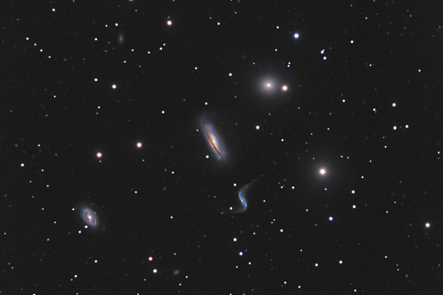 names of nearby galaxies - photo #11