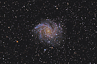 SUPERCEDED-NEWER VERSION AVAILABLE---NGC 6946 - The Fireworks Galaxy 08/11