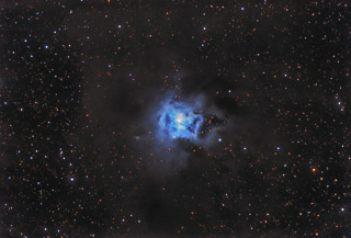 NGC 7023 - The Iris Nebula in Cepheus