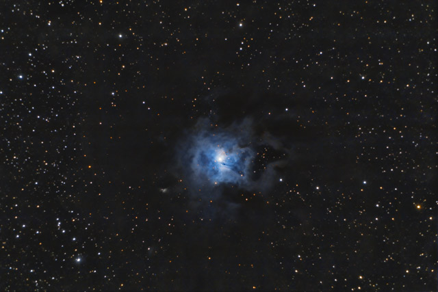SUPERCEDED-NEWER VERSION AVAILABLE--NGC 7023 - The Iris Nebula in Cepheus