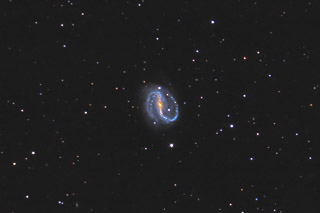 NGC 7479 - A Barred Spiral Galaxy in Pegasus