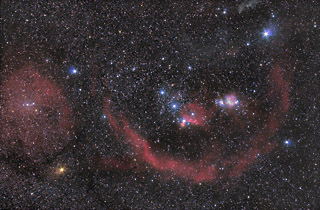 The Constellation of Orion - the Jewel of the Winter Sky