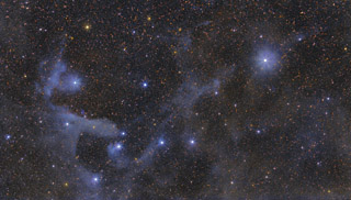 Vdb 99 - A Reflection Nebula in Scorpius